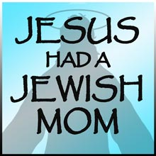 Jesus Had a Jewish Mom by C-Section Comics